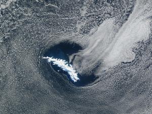 SouthGeorgia, NASA satellite image